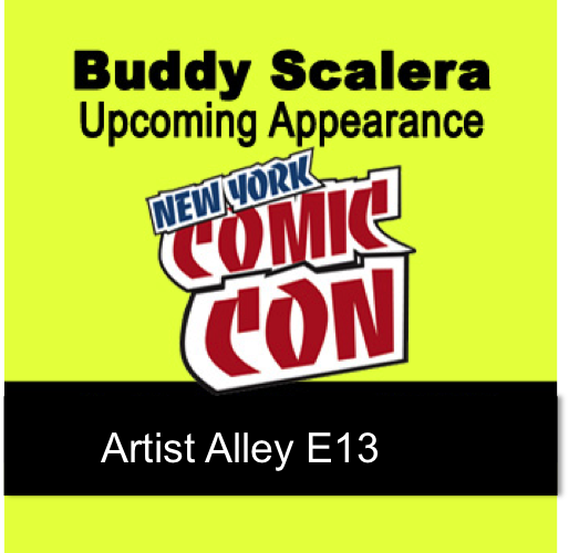 NYCC 2015 Graphic